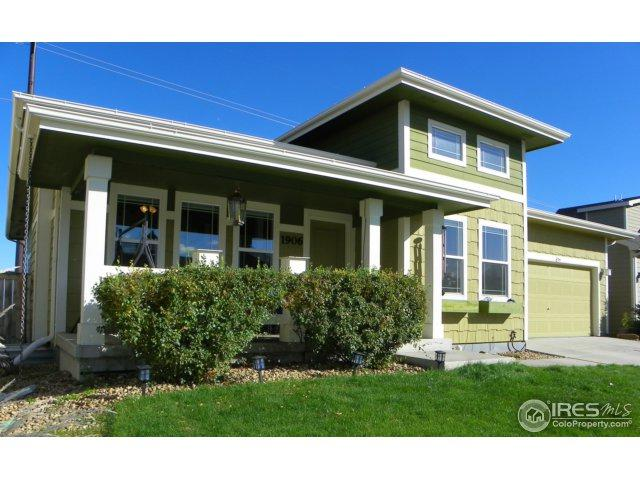 1906 Mahogany Way, Severance, CO 80550 (MLS #834573) :: The Daniels Group at Remax Alliance