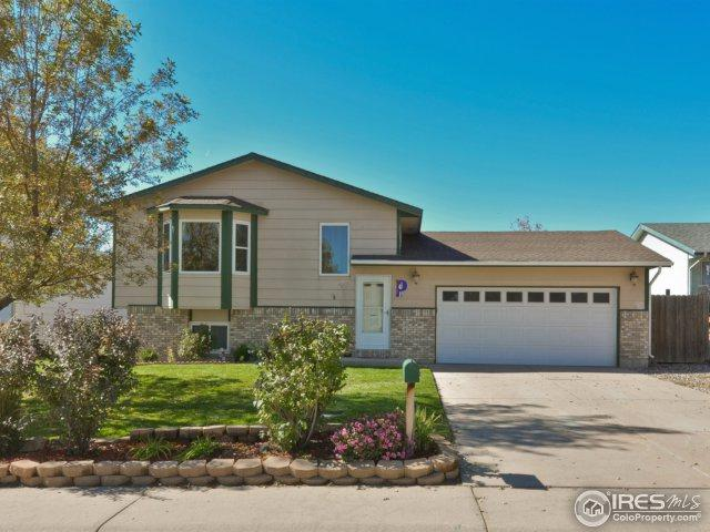 3411 Lupton Ave, Evans, CO 80620 (MLS #834575) :: Kittle Real Estate