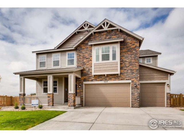 5377 Bowen Lake Ct, Timnath, CO 80547 (#834593) :: The Peak Properties Group