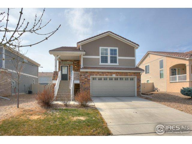3912 Hunterwood Ln, Johnstown, CO 80534 (MLS #834616) :: Kittle Real Estate