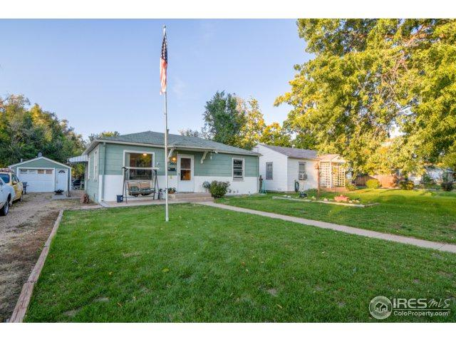2005 7th St, Greeley, CO 80631 (#834635) :: The Peak Properties Group