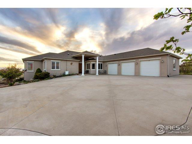 39523 Sunset Ridge Ct, Severance, CO 80610 (MLS #834652) :: The Forrest Group