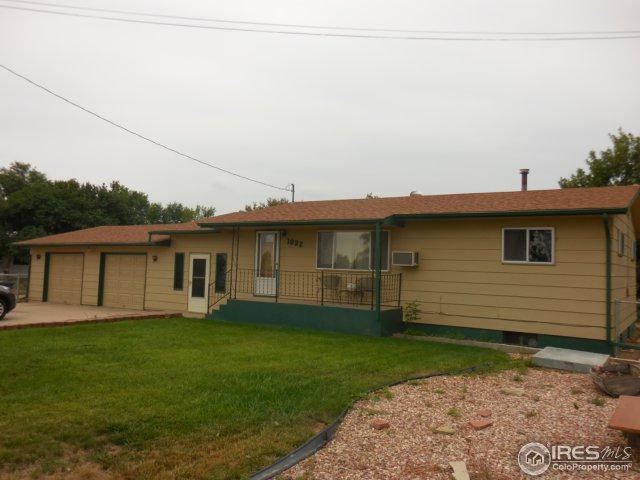 1032 E 16th St, Greeley, CO 80631 (MLS #834673) :: The Daniels Group at Remax Alliance