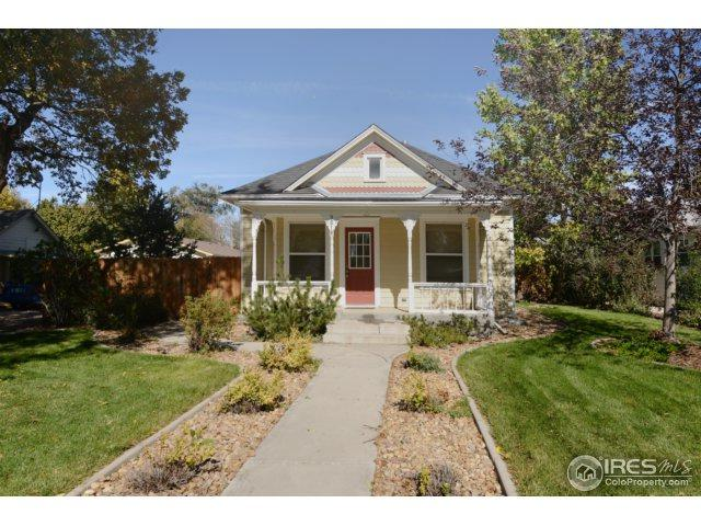 3818 Lincoln Ave, Wellington, CO 80549 (MLS #834690) :: The Daniels Group at Remax Alliance