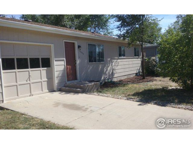 3608 Myrtle St, Evans, CO 80620 (MLS #834707) :: Kittle Real Estate