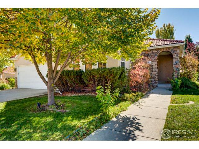 2979 Dunes Ct, Longmont, CO 80503 (MLS #834709) :: The Daniels Group at Remax Alliance