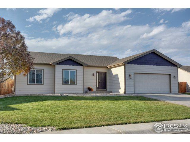 3251 Mammoth Cir, Wellington, CO 80549 (MLS #834723) :: Kittle Real Estate