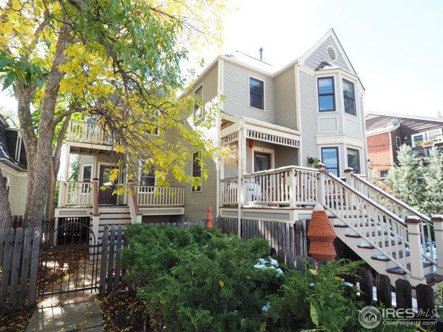 2135 Spruce St #5, Boulder, CO 80302 (#834738) :: The Peak Properties Group