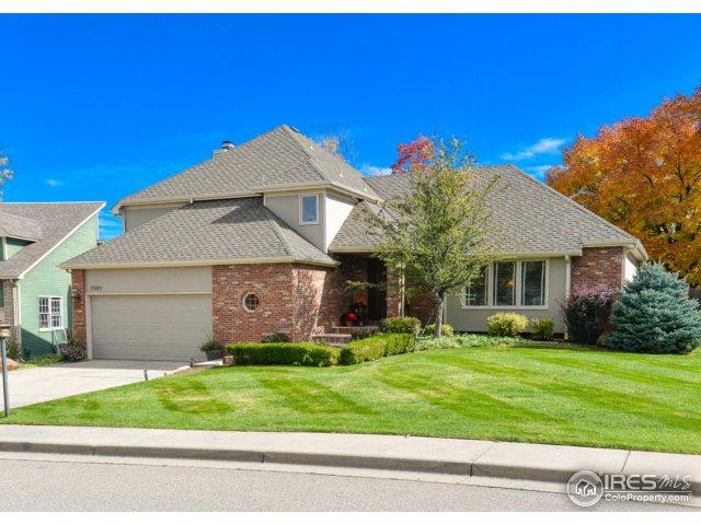 2501 Knollwood Ct, Loveland, CO 80538 (MLS #834751) :: The Daniels Group at Remax Alliance