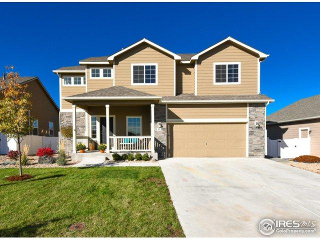2317 78th Ave, Greeley, CO 80634 (MLS #834755) :: Kittle Real Estate