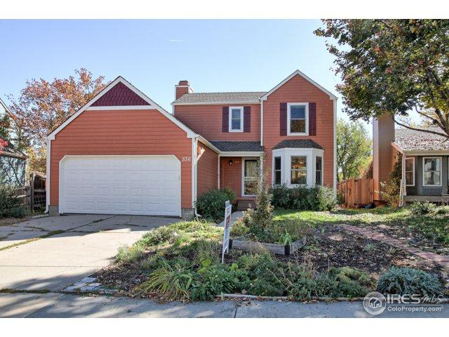 536 W Sycamore Cir, Louisville, CO 80027 (MLS #834779) :: 8z Real Estate