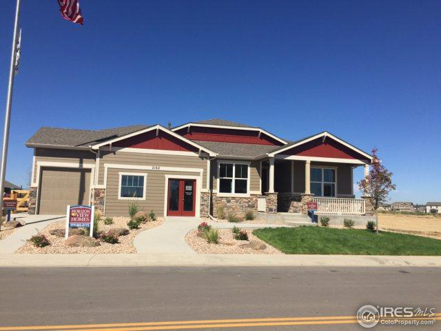 954 Tail Water Dr, Windsor, CO 80550 (MLS #834782) :: Kittle Real Estate