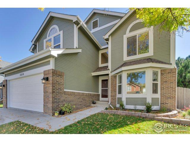 1218 W 132nd Pl, Westminster, CO 80234 (#834788) :: The Griffith Home Team