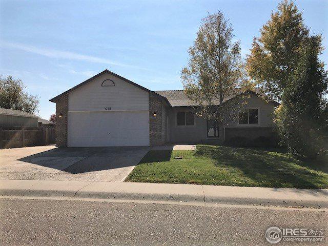 632 E 4th St Rd, Eaton, CO 80615 (MLS #834795) :: 8z Real Estate