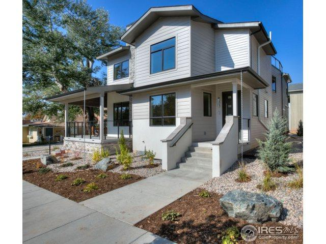 854 E Stuart St, Fort Collins, CO 80525 (MLS #834798) :: Downtown Real Estate Partners