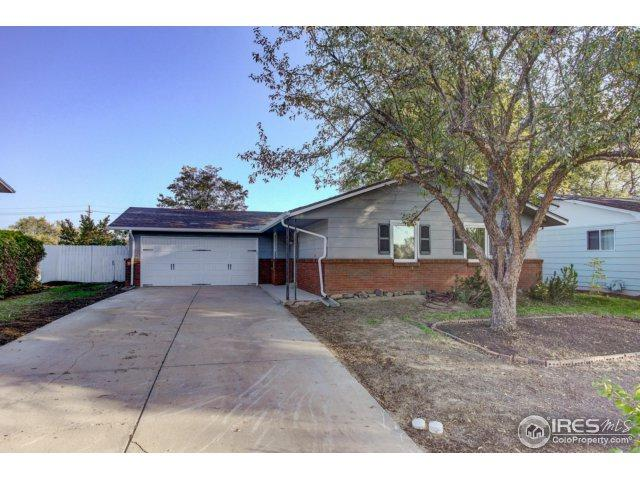 130 Mumford Ave, Longmont, CO 80501 (MLS #834800) :: The Daniels Group at Remax Alliance