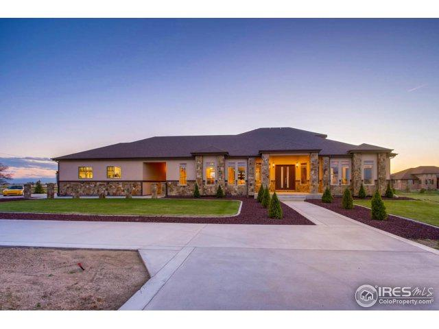 4079 Country Mountain Dr, Loveland, CO 80537 (MLS #834805) :: Kittle Real Estate