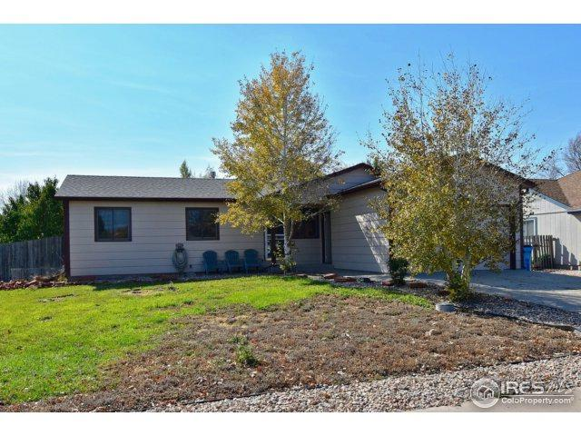 4119 Hayes Ave, Wellington, CO 80549 (MLS #834806) :: Kittle Real Estate