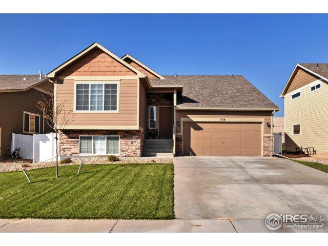 554 Cherryridge Dr, Windsor, CO 80550 (MLS #834810) :: 8z Real Estate
