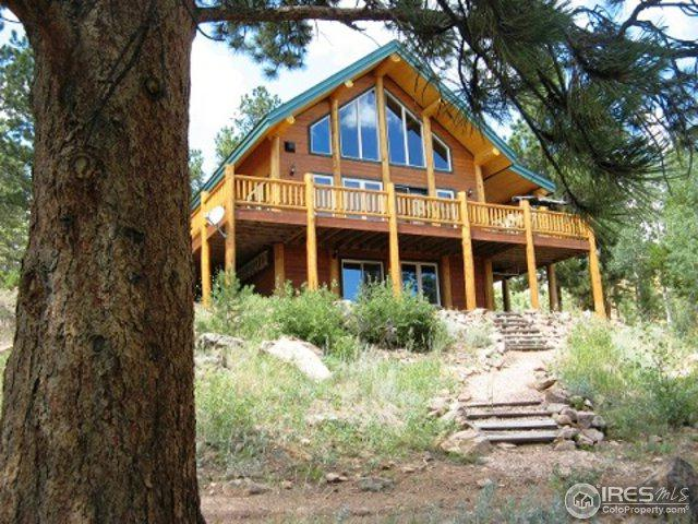 65 Munsee Ct, Red Feather Lakes, CO 80545 (MLS #834818) :: Kittle Real Estate