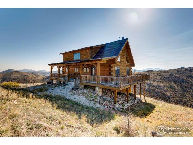 113 Purple Mountain Ct, Livermore, CO 80536 (MLS #834823) :: Kittle Real Estate