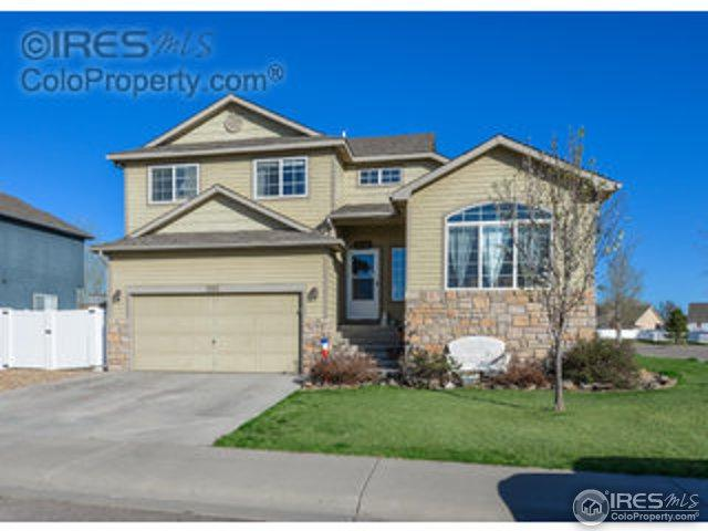 255 Wrybill Ave, Loveland, CO 80537 (MLS #834828) :: The Daniels Group at Remax Alliance