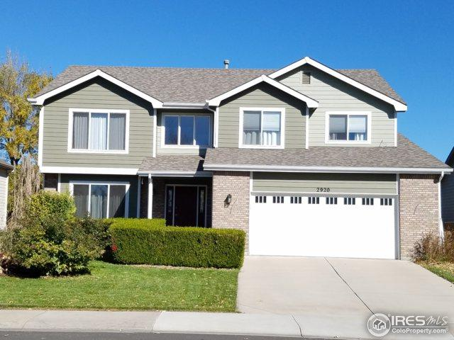 2920 Stonehaven Dr, Fort Collins, CO 80525 (MLS #834830) :: The Daniels Group at Remax Alliance