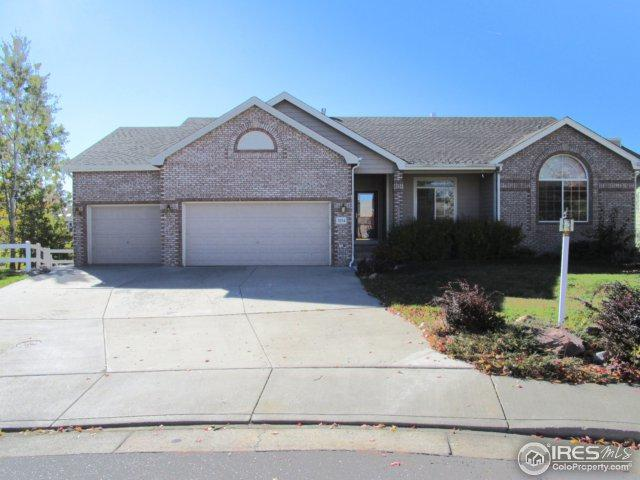 3234 Marcellina Pl, Loveland, CO 80537 (MLS #834833) :: The Daniels Group at Remax Alliance
