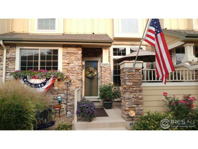 3905 W 104th Dr B, Westminster, CO 80031 (#834838) :: The Griffith Home Team