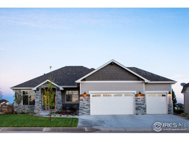 5933 Bay Meadows Dr, Windsor, CO 80550 (MLS #834849) :: Kittle Real Estate