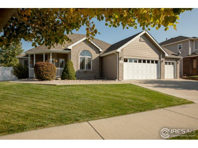 112 Cobble Dr, Windsor, CO 80550 (MLS #834852) :: The Daniels Group at Remax Alliance