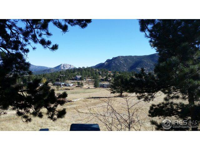 2800 Grey Fox Dr, Estes Park, CO 80517 (#834858) :: The Peak Properties Group