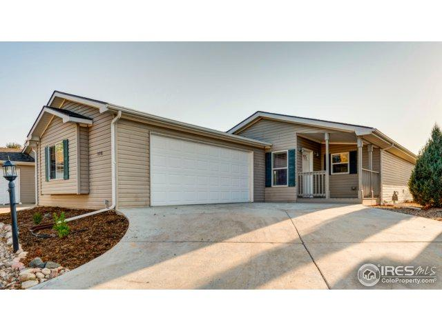 908 Vitala Dr, Fort Collins, CO 80524 (MLS #834866) :: The Daniels Group at Remax Alliance