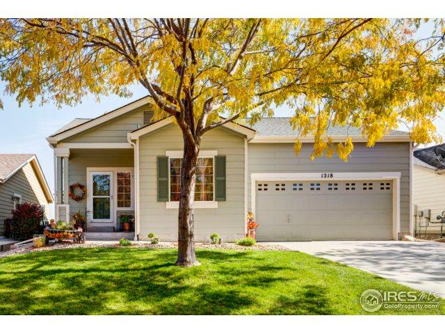 1218 101st Ave Ct, Greeley, CO 80634 (MLS #834869) :: Kittle Real Estate