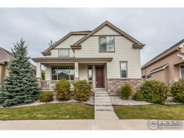 1814 Prairie Ridge Dr, Fort Collins, CO 80526 (MLS #834871) :: Kittle Real Estate