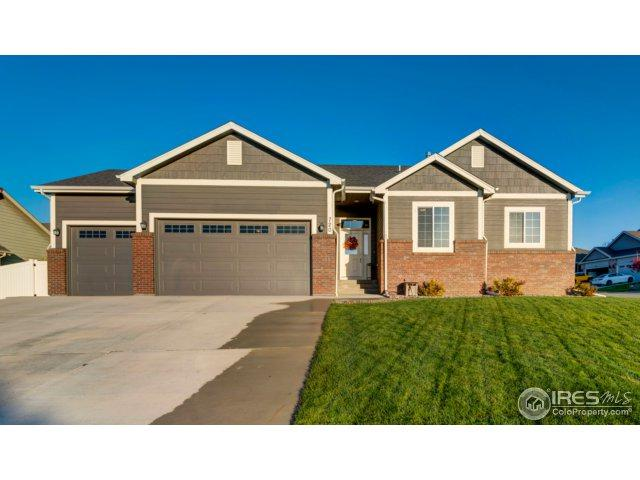 720 61st Ave Ct, Greeley, CO 80634 (MLS #834881) :: Kittle Real Estate