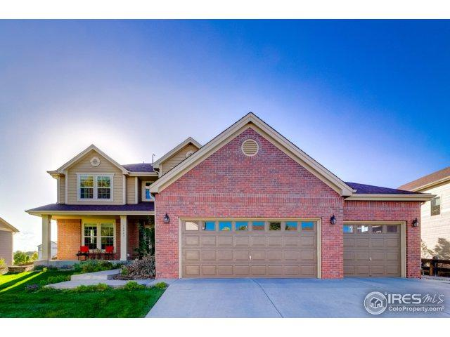 16843 Weber Way, Mead, CO 80542 (MLS #834905) :: Kittle Real Estate