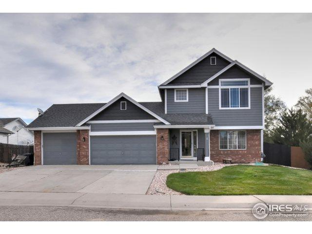429 Sycamore Ave, Eaton, CO 80615 (MLS #834913) :: Kittle Real Estate