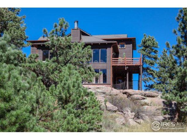 4059 Colard Ln, Lyons, CO 80540 (MLS #834918) :: 8z Real Estate