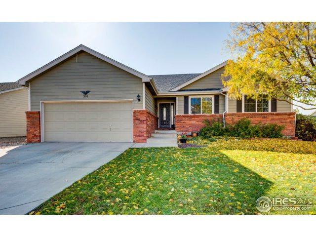 301 Amber Dr, Windsor, CO 80550 (MLS #834930) :: 8z Real Estate