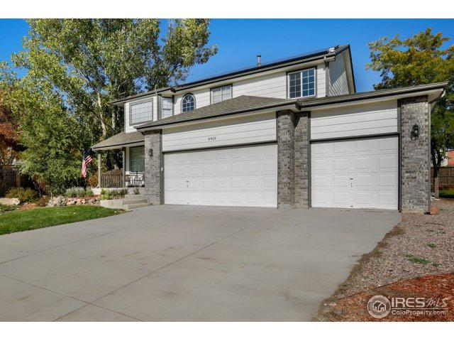 6919 Otis Ct, Arvada, CO 80003 (#834932) :: The Griffith Home Team