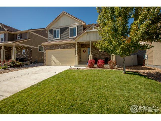5012 Ridgewood Dr, Johnstown, CO 80534 (#834937) :: The Griffith Home Team