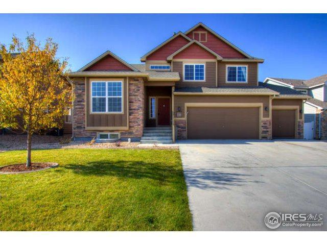 2305 Talon Pkwy, Greeley, CO 80634 (MLS #834952) :: 8z Real Estate