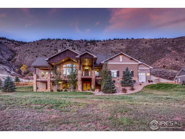 10722 Buckhorn Ridge Way, Loveland, CO 80538 (MLS #834975) :: 8z Real Estate