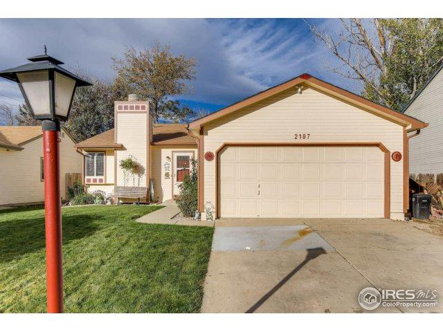 2187 Hackberry Cir, Longmont, CO 80501 (MLS #834976) :: 8z Real Estate