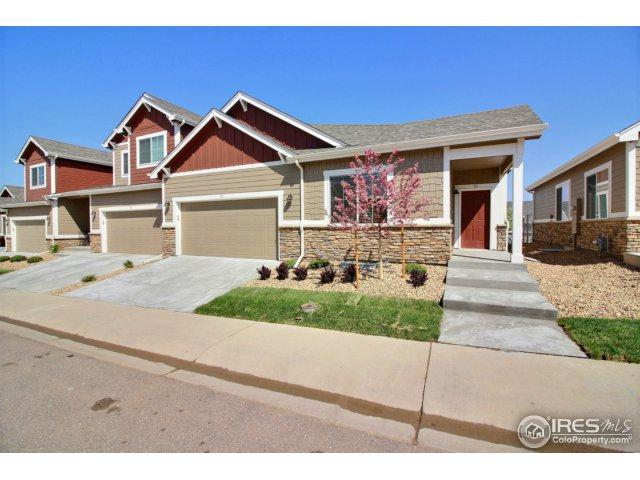 6024 W 1st St #32, Greeley, CO 80634 (MLS #835034) :: 8z Real Estate