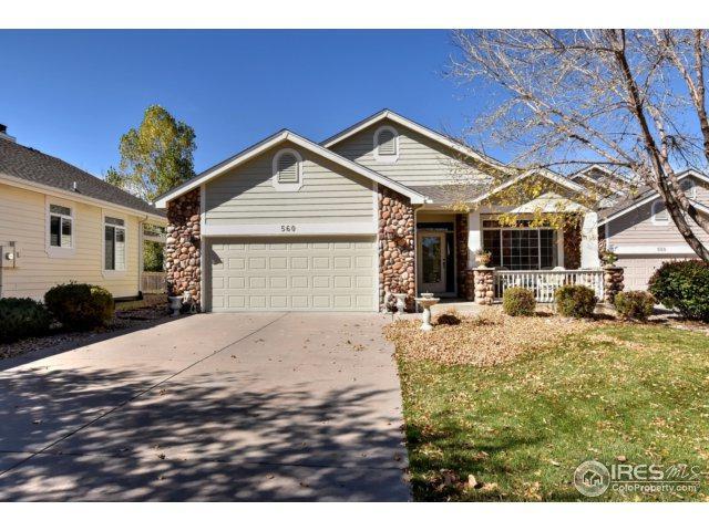 560 Lakeside Pl, Windsor, CO 80550 (MLS #835040) :: 8z Real Estate
