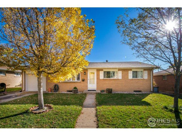 2610 12th Ave, Greeley, CO 80631 (#835041) :: The Peak Properties Group