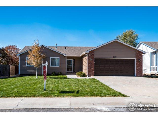 8419 Three Silos Dr, Wellington, CO 80549 (MLS #835046) :: 8z Real Estate