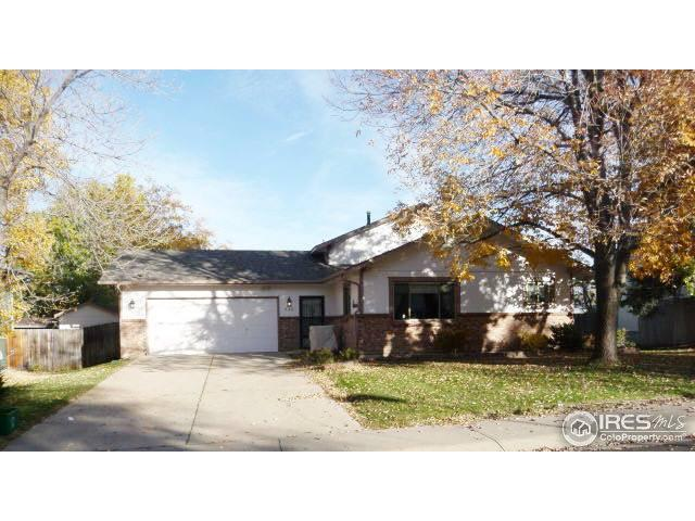 718 47th Ave Ct, Greeley, CO 80634 (MLS #835049) :: 8z Real Estate